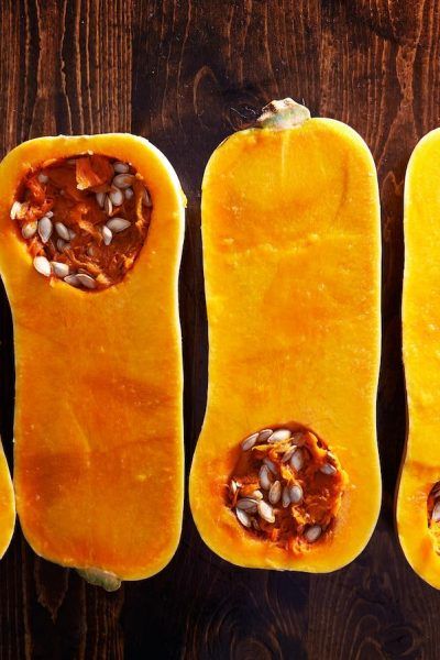 Sweet winter squash gives this easy blondies recipe a healthy twist. Sweetened with maple syrup it's a fall treat not to be missed.