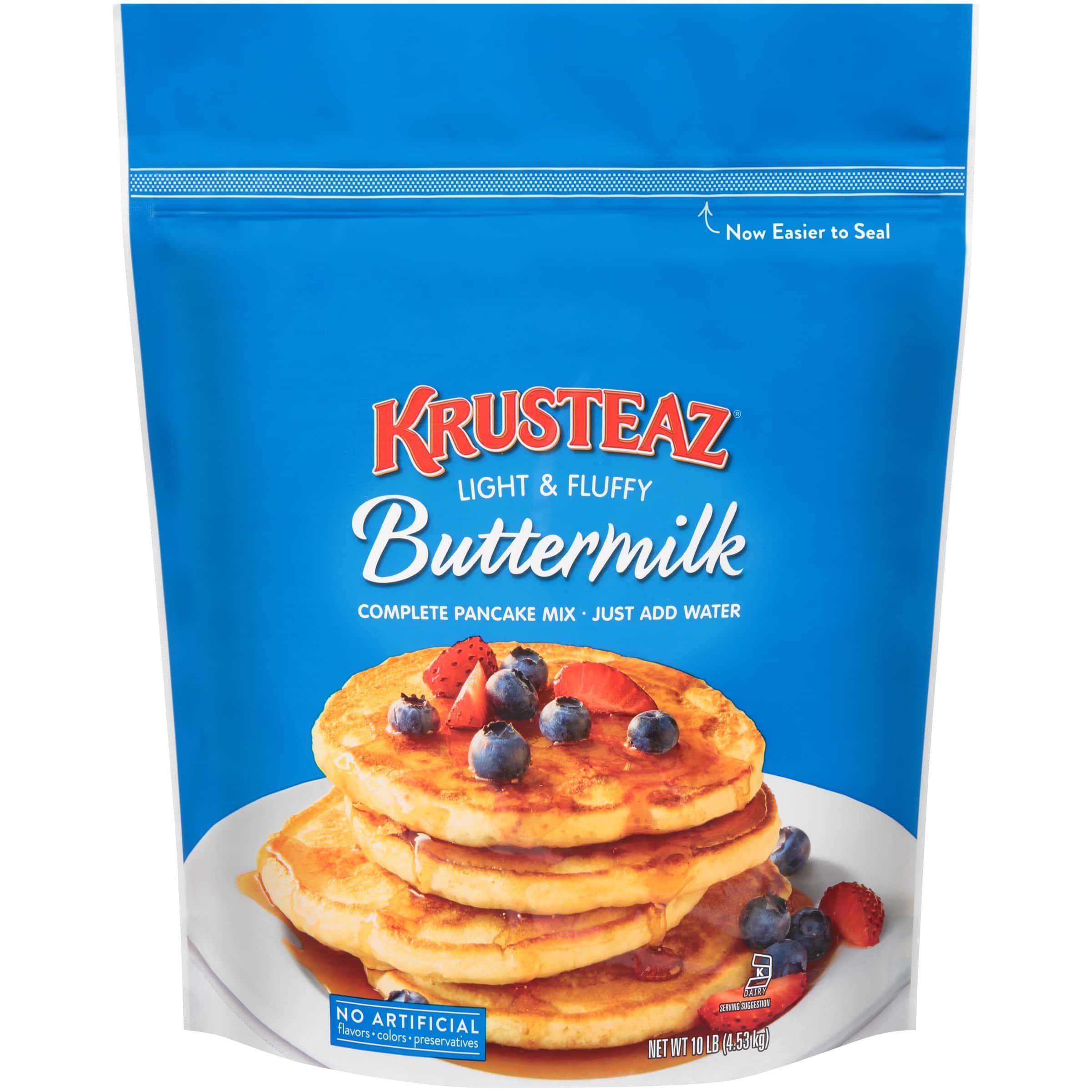 Krusteaz Light & Fluffy Complete Buttermilk Pancake Mix