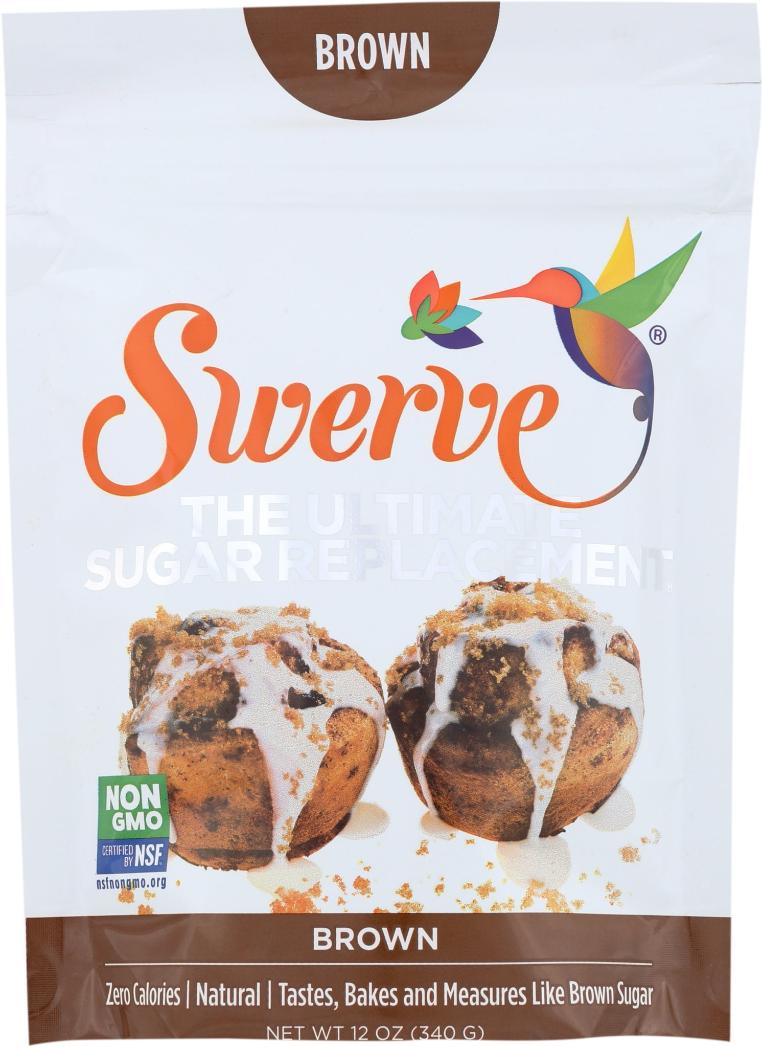 Swerve Brown Sugar Sweetener