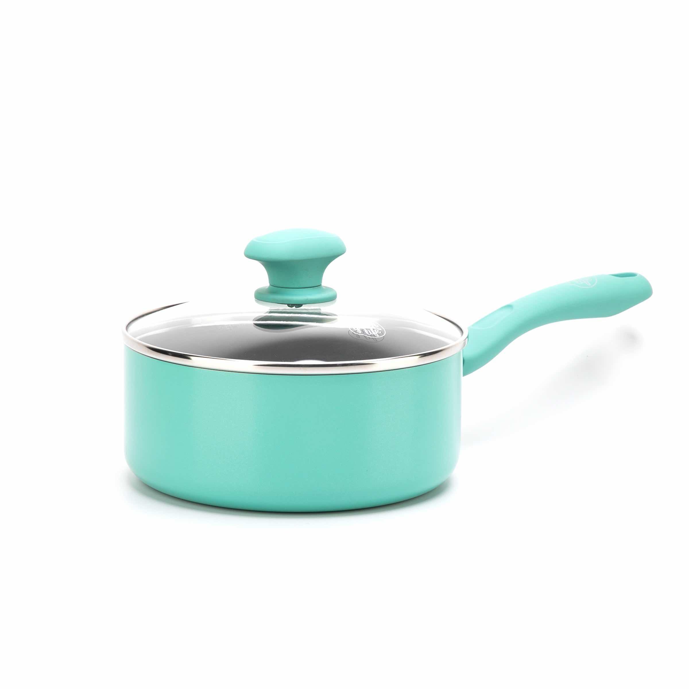Ceramic Non-stick Sauce Pan