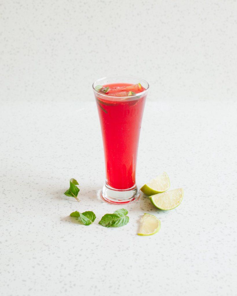 Nigerian Chapman Cocktail